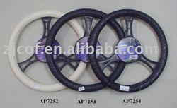 PVC Car Steering Wheel Cover