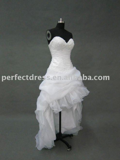 Short Long Dresses - prom dress