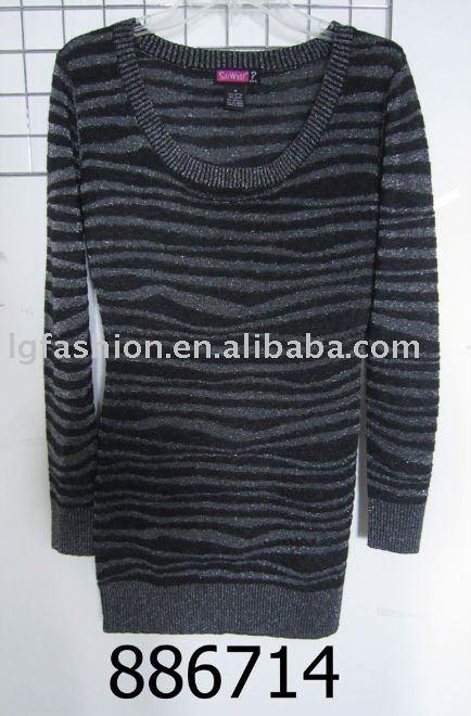 Bergere de France Scoop Neck Sweater Knitting Pattern 103.69