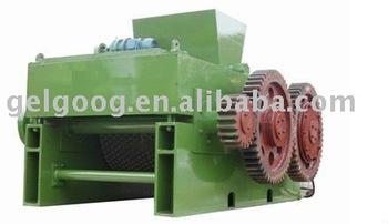 Hydraulic coal Briquetting machine