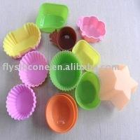 Novel Colorful Microwave Disposable Baking Pans
