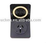 YGB-018/SAA/Australian water resistant socket