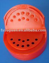 pepper plastic cap,spice plastic cap,flavoring plastic cap