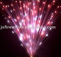 665 Shots Peacock Tail Fireworks (Fan shape)
