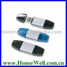 Oem Premium Plastic With Aluminium Usb Pen Drive