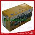 Vários pacote caixas para panelas