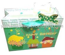 birthday gift packaging