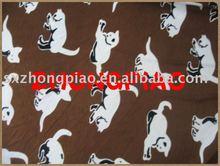 100%polyester anti-pilling dyed polar fleece