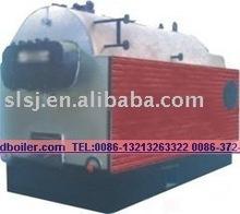 Wood Block Steam Boiler For Sale