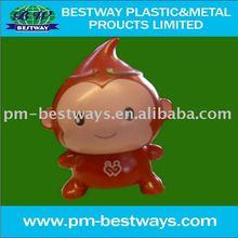 plastic monkey child toy