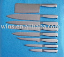 square handle knife