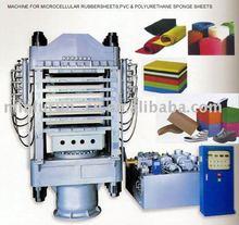 Microcellular Rubber Sheets,PE PVC & EVA Sheets Foaming Machine