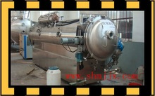 low temperature vacuum belt dryer for feed additive fat powder