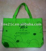 eco-friendly folding shopper tote bag