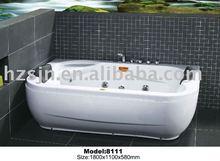 2011 new ABS and acrylic massage bathtub/bathroom tub