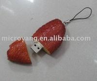 chicken wings 3D 4GB USB Flash Thumb Pen Memory Drive Novelty New
