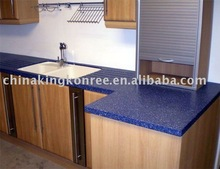 Sound quality free standing kitchen counter