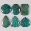 C285 Coral fossil cabochon semi-precious gemstone wholesale