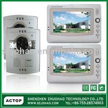 New Access control video&audio door phone