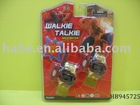 watch shaped walkie talkie,children communication play set