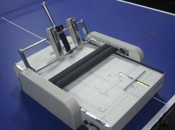 book folding machine