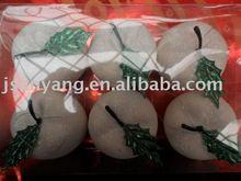 Christmas Foam Apple Decoratiom