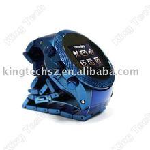 S766 Noble Blue Luxury Unique Watch Mobile