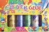 stationery glitter glue