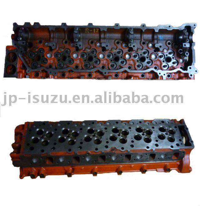 isuzu hk engine related keywords suggestions isuzu hk isuzu 6hk1 engine cylinder head view cylinder head isuzu product