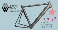 700C Newest Style titanium road bike frame-WT08-530