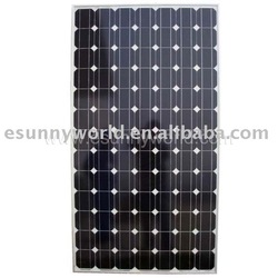 200w solar module with TUV,CE,ISO
