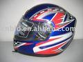 BLD-616- cascos plásticos reforzados fibra de vidrio para la moto