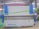 NC hydraulic press brake/hydraulic press brake machine
