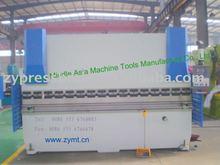 NC hydraulic press brake/hydraulic press brake machine