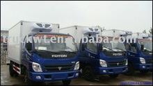 FOTON Refrigerator Cargo Van