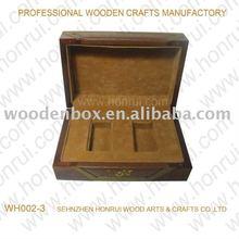 Honrui wooden cosmetics case WH002-3
