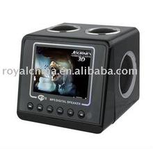 3.5inch digital mini mp5 speaker R1002