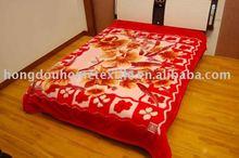 1 PLY & 2 PLY polyester / acrylic / raschel mink blanket