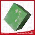 Fabricação de cosméticos embalagem da caixa