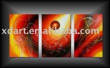 Framed oil painting xd-al01260