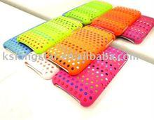 fashion Rainbow PC bumper case for iphone
