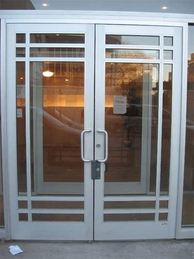 Door Security: Entry Door Security Frame