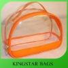 High quality PVC cosmetic bag,heat seal bag