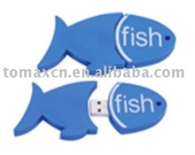 promotional fish USB flash drives