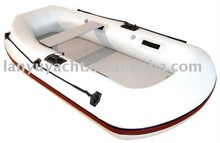 inflatable air mat floor fishing boat LY-310 with CE