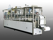 4 IN 1 Fully Automatic Food Packing machine