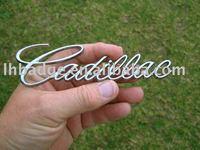 ABS car emblem, famous car logo , car body sticker