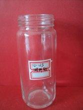 glass spice bottle for storage salt,vinegar, powder