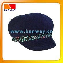 women's corduroy fashion hat