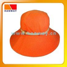 Canvas floppy Fashion hat